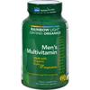 Rainbow Light Certified Organics Men's Multivitamin - 120 Vegetarian Capsules HGR0235671