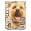 New Health & Wellness: PetGuard - Dog Foods - Turkey and Barley - Case of 12 - 13.2 oz.