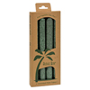 Aloha Bay Palm Tapers™ Green - 4 Candles HGR 0249177