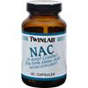 Twinlab NAC N-Acetyl Cysteine - 600 mg - 60 Capsules HGR 0249805
