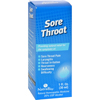 NatraBio Sore Throat - 1 fl oz HGR 0250407