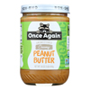 Peanut Butter - Organic - Creamy - 16 oz.. - case of 12