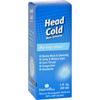 NatraBio Head Cold Non-Drowsy - 1 fl oz HGR 0254102