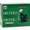 coffee & tea: Uncle Lee's Tea - China Green Dieters Tea Dieter's Drink - 18 Tea Bags