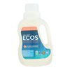 Earth Friendly Products 2X Ultra Laundry Detergent - Magnolia and Lily - Case of 8 - 50 FL oz.. HGR 0261768