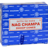 Sai Baba Incense Dhoop Cones - 12 Cones HGR 0261867
