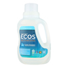Earth Friendly Products Free and Clear Laundry Detergent - Case of 8 - 50 FL oz.. HGR 0261974