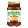 Green Mountain Gringo Mild Salsa - Case of 12 - 16 oz.. HGR 0264960