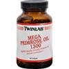 Twinlab Mega Primrose Oil - 1300 mg - 60 Softgels HGR 0265363