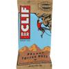 Clif Bar Organic Peanut Toffee Buzz - Case of 12 - 2.4 oz HGR 267450