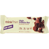 Think Products Thin Bar - Brownie Crunch - Case of 10 - 2.1 oz HGR0269894