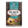 Eden Foods Organic Black Beans - 15 oz. HGR 0271148