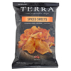 Sweet Potato Chips - Spiced Sweets - Case of 12 - 6 oz.