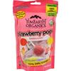Yummy Earth Organic Standup Lollipops Strawberry Smash - 3 oz - Case of 6 HGR 274647
