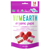 Organic Vitamin C Pops - 3 oz - Case of 6