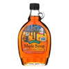 Coombs Family Farms Organic Maple Syrup - Case of 12 - 12 Fl oz.. HGR 0276451