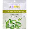 Aura Cacia Aromatherapy Mineral Bath Eucalyptus Harvest - 2.5 oz - Case of 6 HGR 0277616