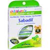 Boiron Childrens Sabadil Pellets - 2 Tubes HGR 0279489