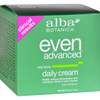 Alba Botanica Natural Even Advanced Daily Cream - 2 oz HGR 0279869