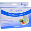 Fit and Healthy Vitamin Chest Organizer - 1 Unit HGR 0283077
