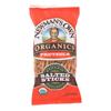 Organic Pretzel Sticks - Salted - Case of 12 - 8 oz..