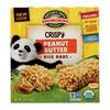 Envirokidz Crispy Rice Bars - Peanut Butter - Case of 6 - 6 oz.. HGR 0284935