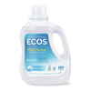 New Health & Wellness: Earth Friendly Products - Ecos Ultra 2x All Natural Laundry Detergent - Free and Clear - Case of 4 - 100 fl oz