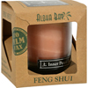 Aloha Bay Feng Shui Elements Palm Wax Candle - Earth/Inner Peace - 2.5 oz HGR 0286443