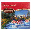 Celestial Seasonings Herbal Tea Caffeine Free Peppermint - 40 Tea Bags - Case of 6 HGR 293704
