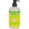Mrs. Meyer's Liquid Hand Soap - Honeysuckle - Case of 6 - 12.5 oz HGR 0295030