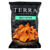 Terra Chips Sweet Potato Chips - Sweet Potato No Salt Added - Case of 12 - 6 oz. HGR 0302687