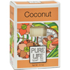 soaps and hand sanitizers: Pure Life - Soap Coconut - 4.4 oz