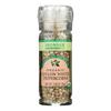 Peppercorns - Organic - Whole - White - Grinder Bottle - 2.08 oz.. - Case of 6