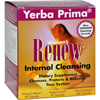 Yerba Prima Womens Renew Internal Cleansing - 1 Kit HGR 0307108