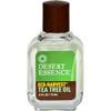 Desert Essence Eco Harvest Tea Tree Oil - .5 oz HGR 0308163