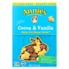 Clean and Green: Annie's Homegrown - Gluten Free Cocoa and Vanilla Bunny Cookies - Case of 12 - 6.75 oz.