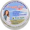 Three Lollies Preggie Pop Drops Natural Green Apple - 21 Pieces HGR 0312488