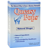 Three Lollies Queasy Pops Ginger - 7 Pops HGR 0312736