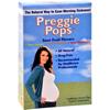 Three Lollies Preggie Pops Sour Lemon Sour Tangerine Sour Raspberry - 7 Pieces HGR 0313197
