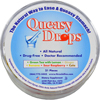 Three Lollies Queasy Drops - Container - 21 Pack HGR 0313510