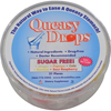 Three Lollies Queasy Drops Ginger Papaya Cola Banana Sour Raspberry - 21 Pieces HGR 0314187