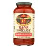 Rao's Specialty Food Homemade Sauce - Marinara - Case of 12 - 24 oz.. HGR 0315317