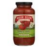 Tomato Basil Pasta Sauce - Tomato - Case of 12 - 25.5 Fl oz..