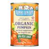Nummy Tum Tum Pure Pumpkin - Organic - Case of 12 - 15 oz.. HGR 0322396
