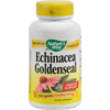 Herbal Homeopathy Herbal Formulas Blends: Nature's Way - Echinacea Goldenseal - 180 Capsules