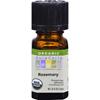 Aura Cacia Organic Essential Oil - Rosemary - .25 oz HGR 0325829