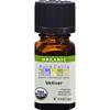 Aura Cacia Organic Essential Oil - Vetiver - .25 oz HGR 0326207