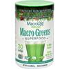 MacroLife Naturals Macro Greens - 10 oz HGR 0327874