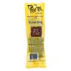 Primal Strips Vegan Jerky - Meatless - Soy - Texas BBQ - 1 oz.. - Case of 24 HGR 0330639