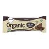 Nugo Nutrition Bar - Organic Double Dark Chocolate - 1.76 oz.. - Case of 12 HGR 0333443